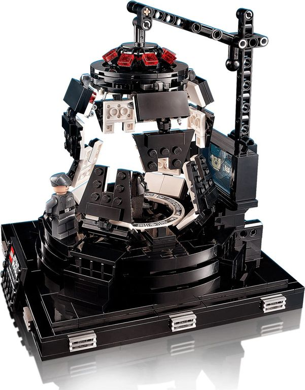 LEGO® Star Wars Darth Vader™ Meditation Chamber components