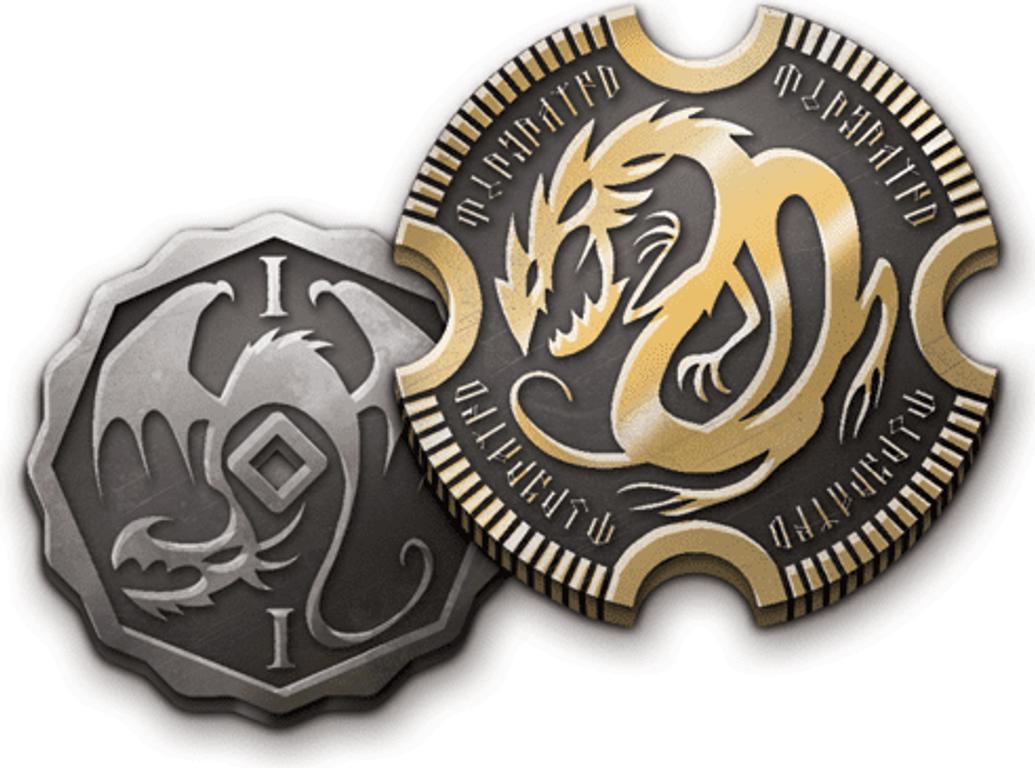 Battle Merchants coins