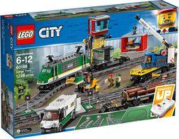 LEGO® City Cargo Train