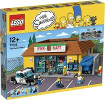 LEGO® The Simpsons Kwik-E-Mart