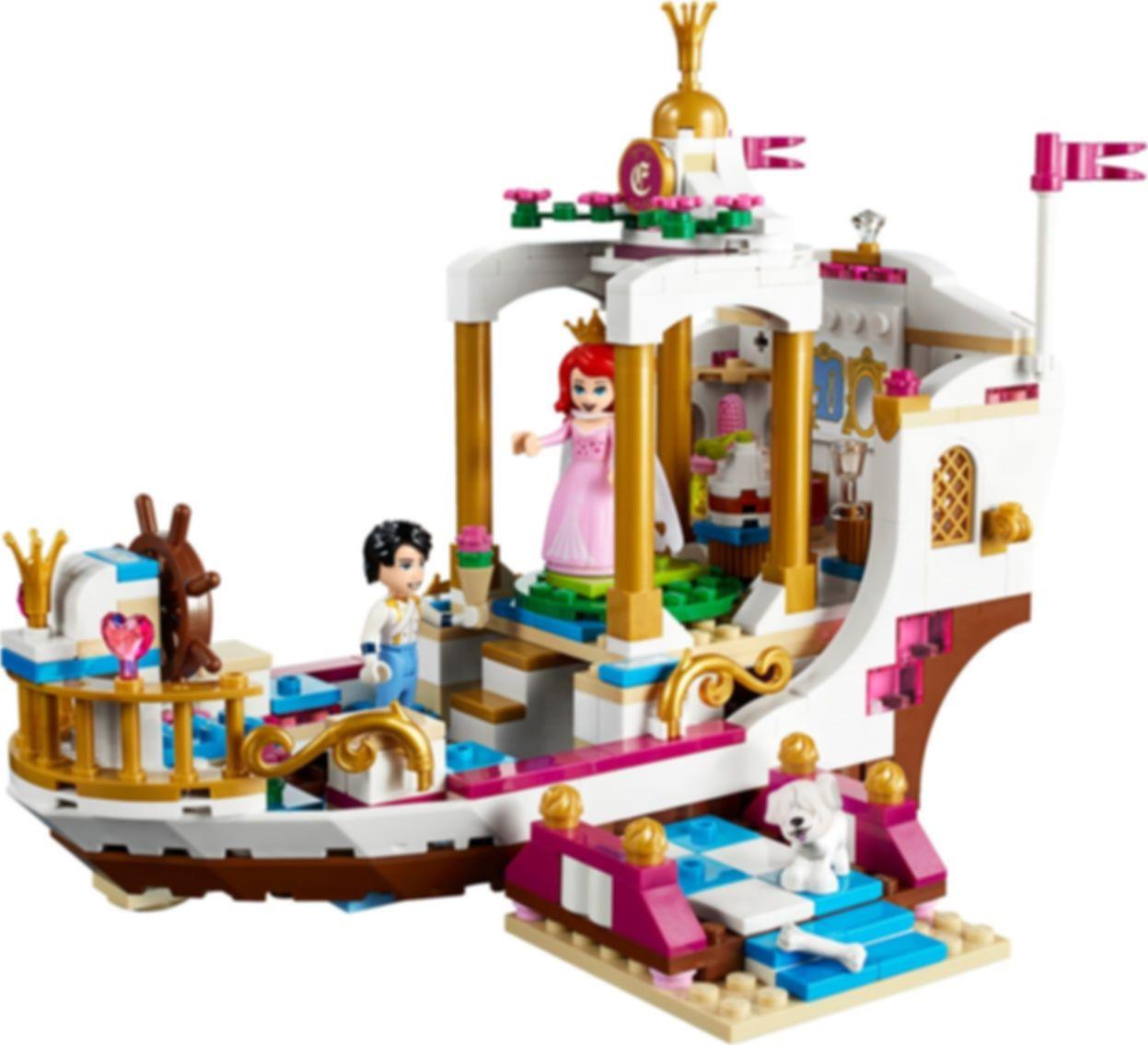 Ariel's Royal Celebration Boat gameplay