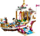 LEGO® Disney Ariel's Royal Celebration Boat gameplay