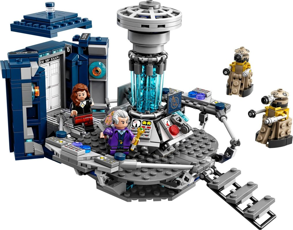 Doctor Who components