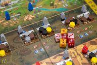 Raiders of Scythia gameplay