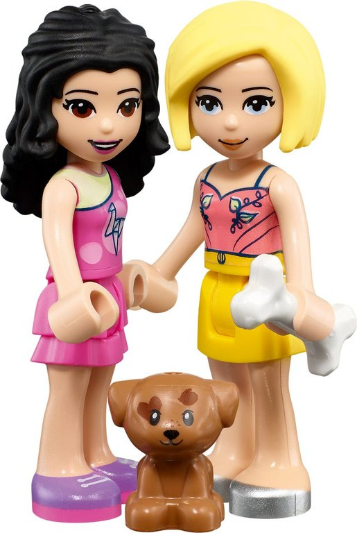 LEGO® Friends Doggy Day Care minifigures