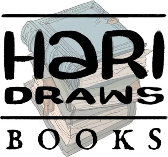 Hari+Draws+Books
