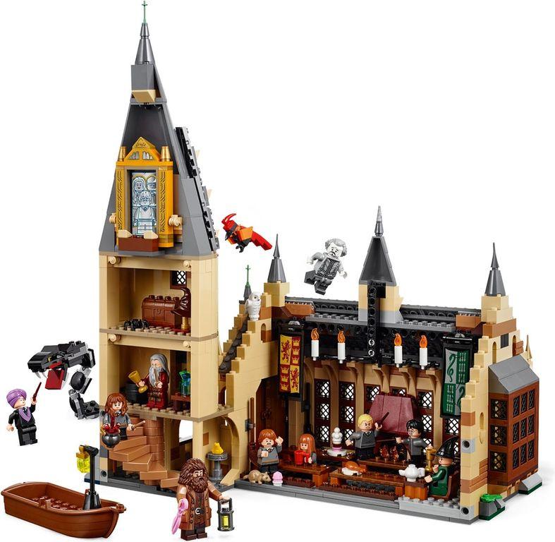 LEGO® Harry Potter Hogwarts™ Great Hall interior