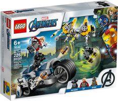 LEGO® Marvel Avengers Speeder Bike Attack