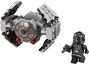 LEGO® Star Wars TIE Advanced Prototype™ components