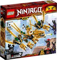 LEGO® Ninjago The Golden Dragon