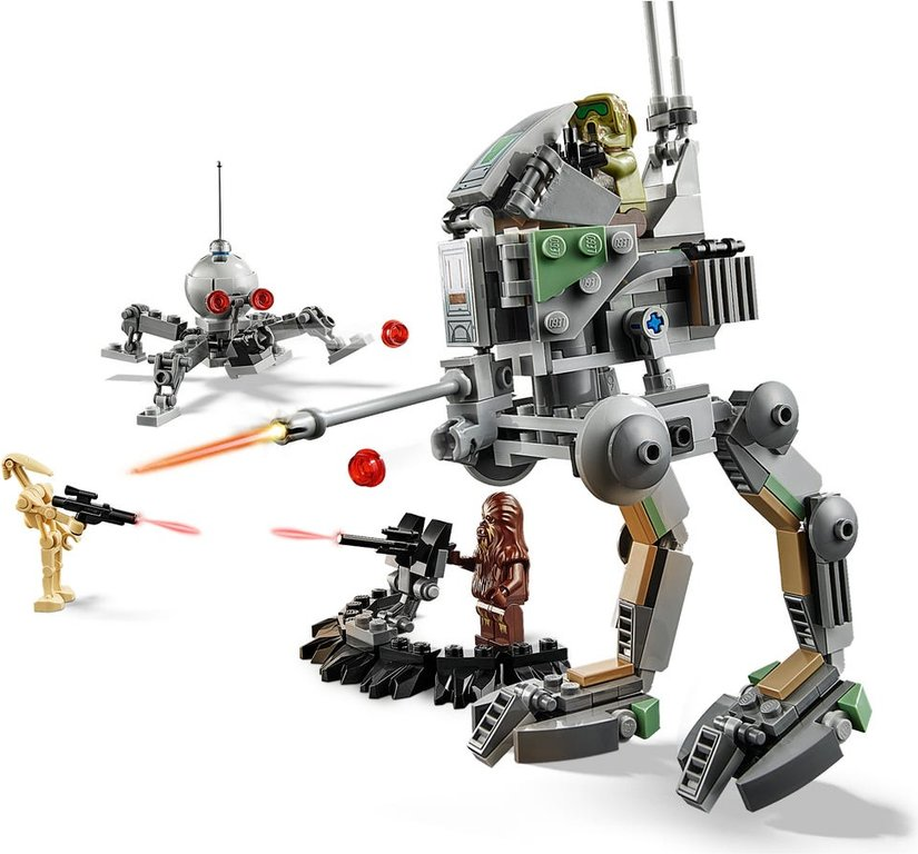 LEGO® Star Wars Clone Scout Walker™ – 20th Anniversary Edition gameplay