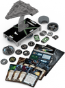 Star Wars: Armada – Imperial Light Carrier Expansion Pack components