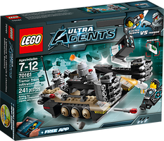 LEGO® Ultra Agents Tremor Track Infiltration