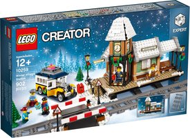 LEGO® Creator Expert Winter Village Station