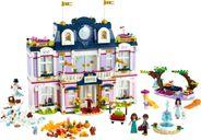 LEGO® Friends Heartlake City Grand Hotel components