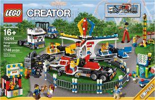 LEGO® Creator Expert Fairground Mixer