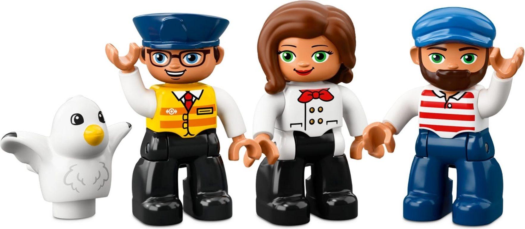 LEGO® DUPLO® Cargo Train minifigures