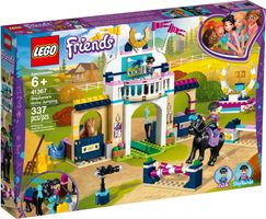 LEGO® Friends Stephanie's Horse Jumping