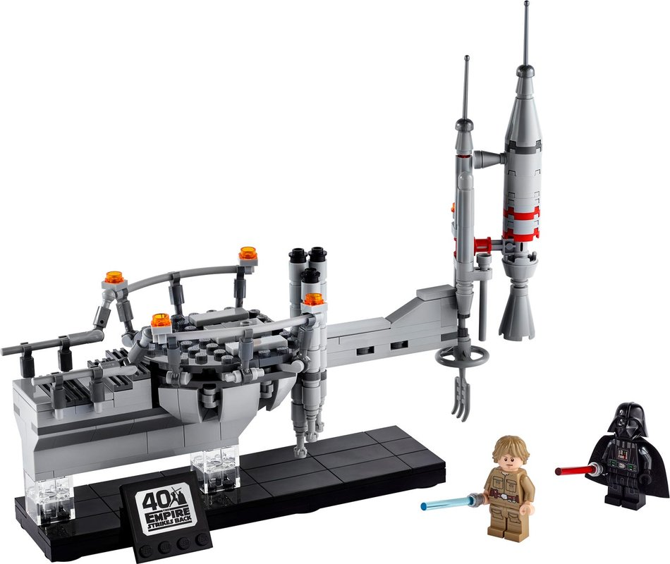 Bespin Duel components