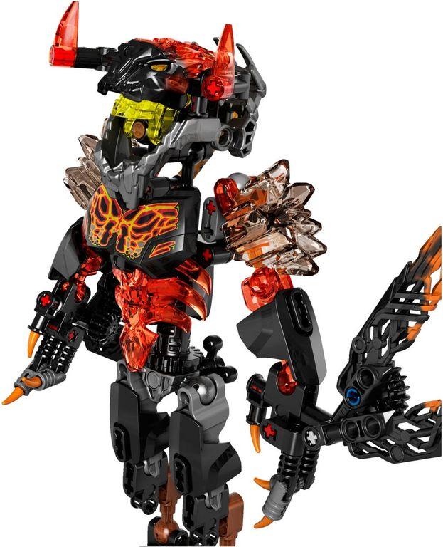 LEGO® Bionicle Lava Beast components