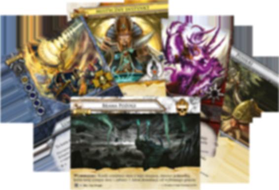 Warhammer: Invasion - Cataclysm cards
