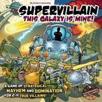 Supervillain: This Galaxy Is Mine!