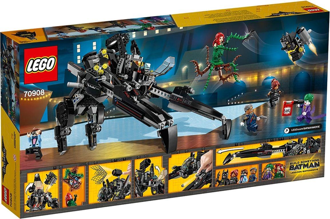 LEGO® Batman Movie The Scuttler back of the box