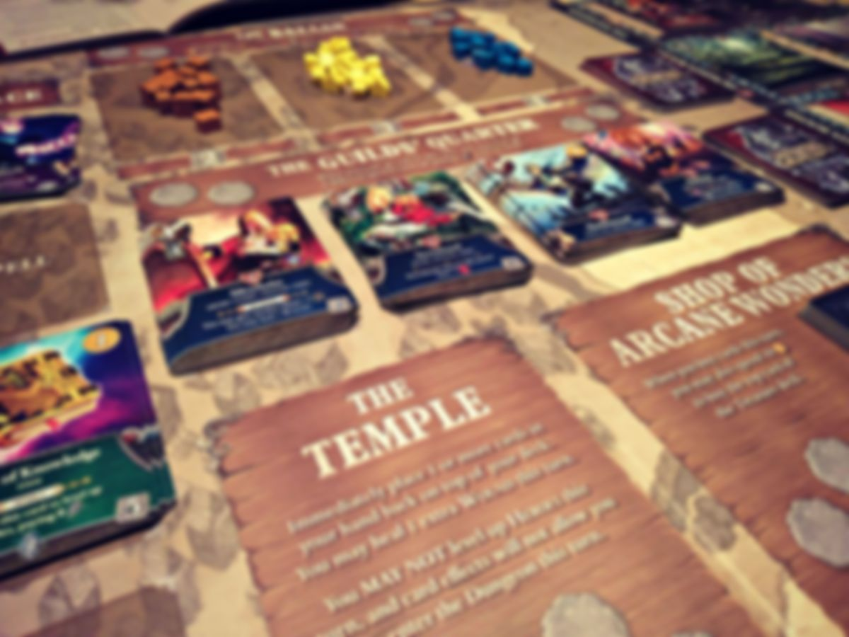 Thunderstone Quest gameplay