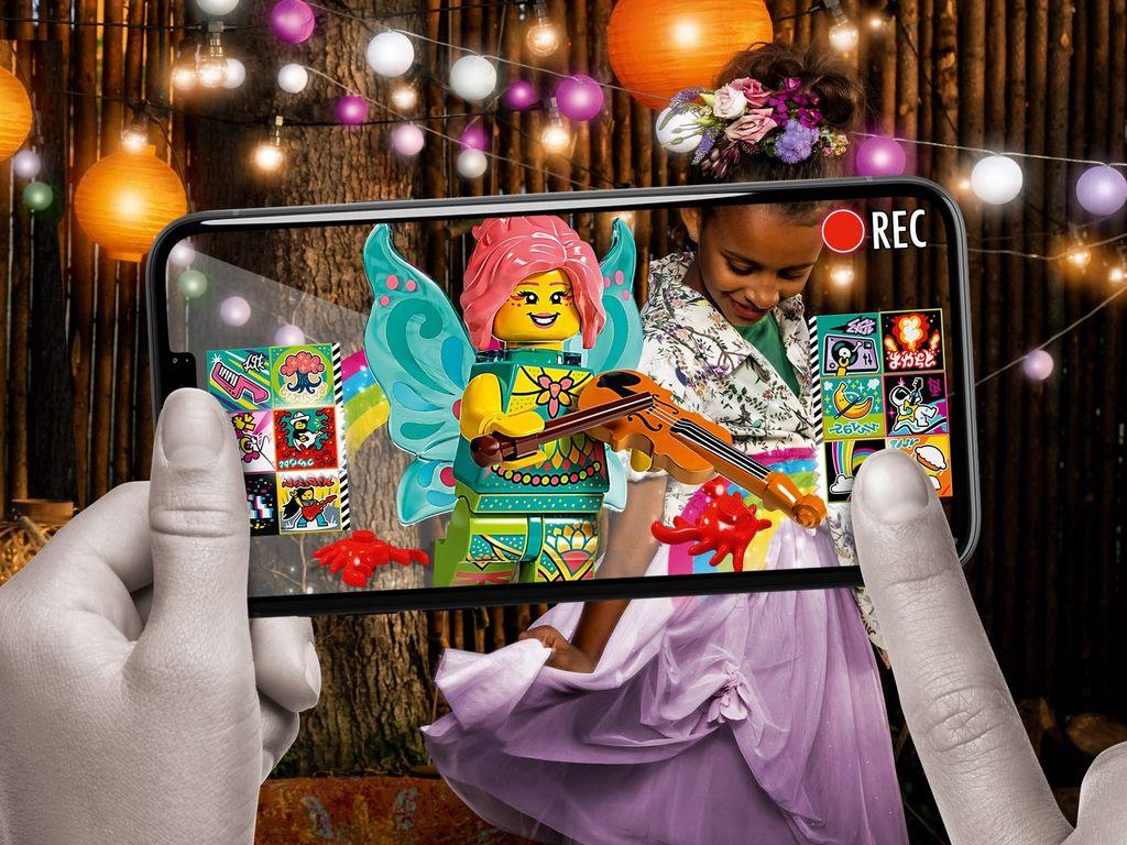 LEGO® VIDIYO™ Folk Fairy BeatBox gameplay