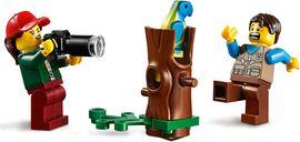 LEGO® City Safari Off-Roader minifigures