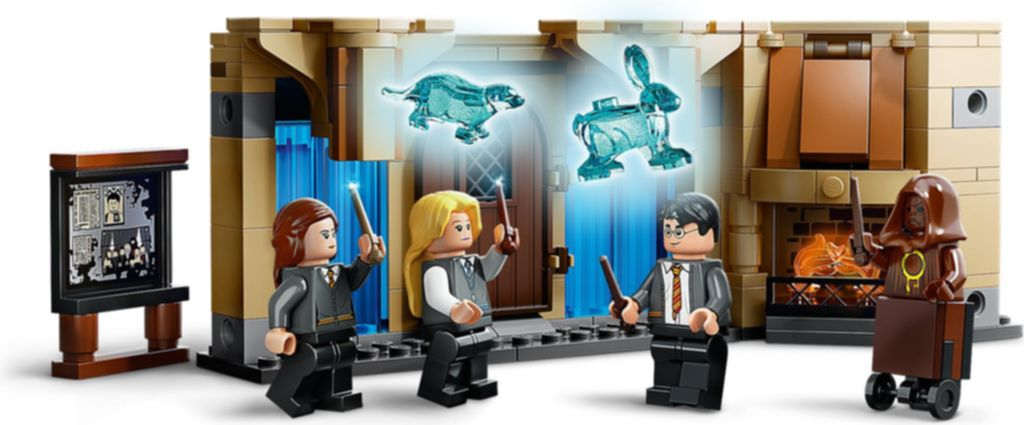 LEGO® Harry Potter Hogwarts™ Room of Requirement gameplay