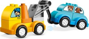 LEGO® DUPLO® My First Tow Truck components