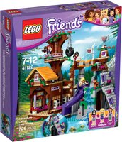 LEGO® Friends Adventure Camp Tree House