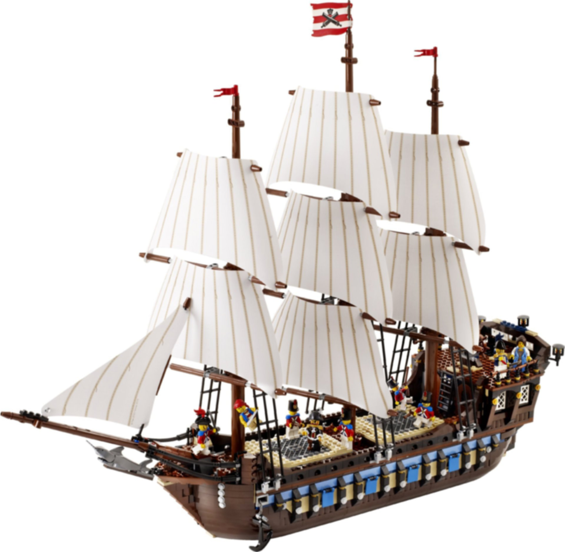 Imperial Flagship components