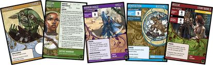 Pathfinder Adventure Card Game: Core Set cards