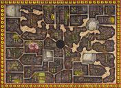 Cave Troll game board