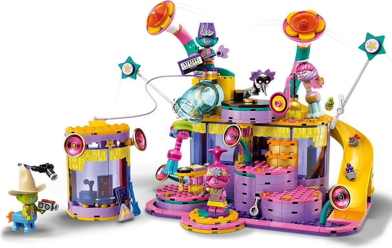 LEGO® Trolls Vibe City Concert gameplay