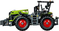 CLAAS XERION 5000 TRAC VC components