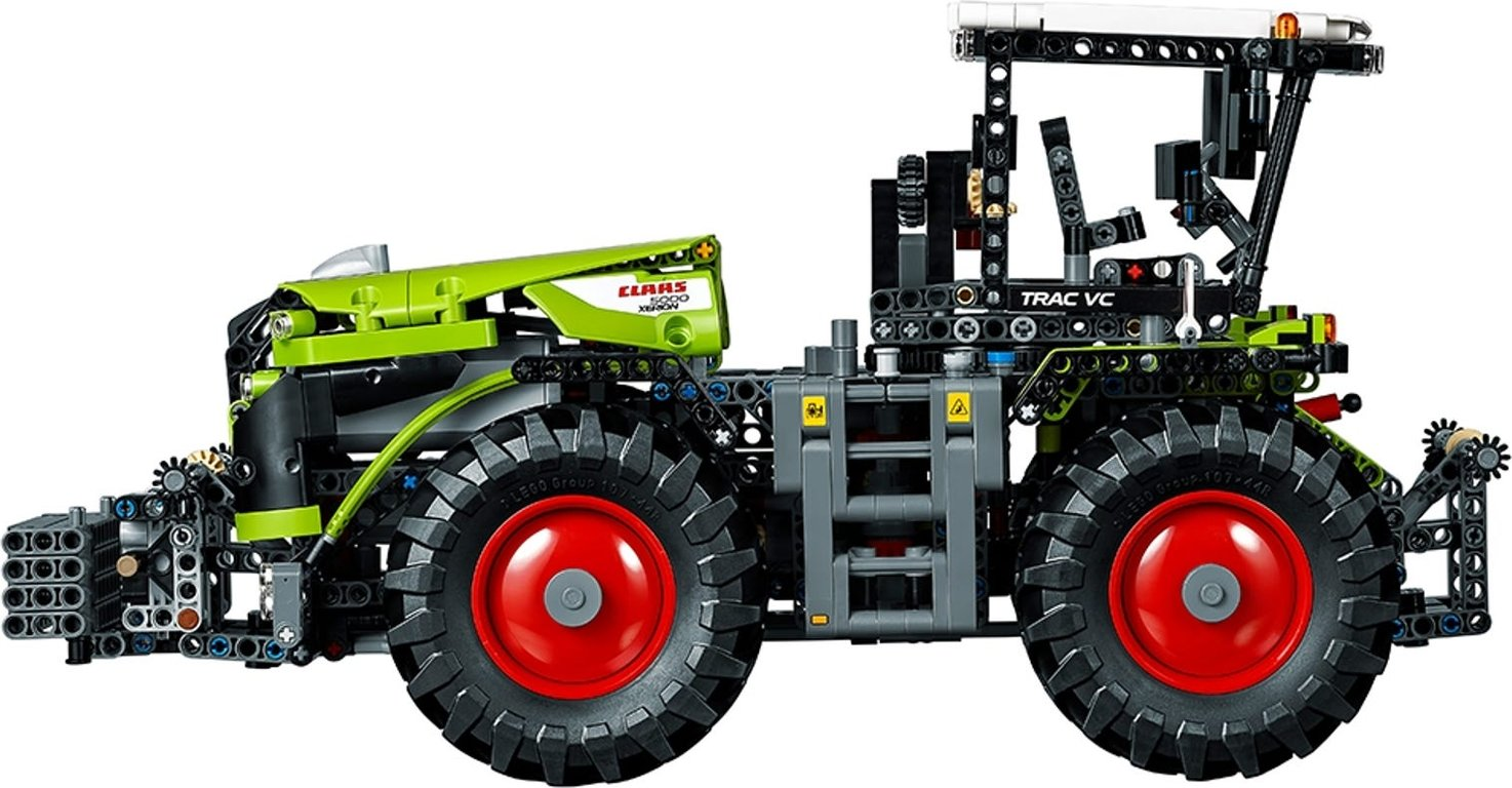 LEGO® Technic CLAAS XERION 5000 TRAC VC components