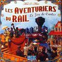 Les Aventuriers du Rail: Le Jeu de Cartes