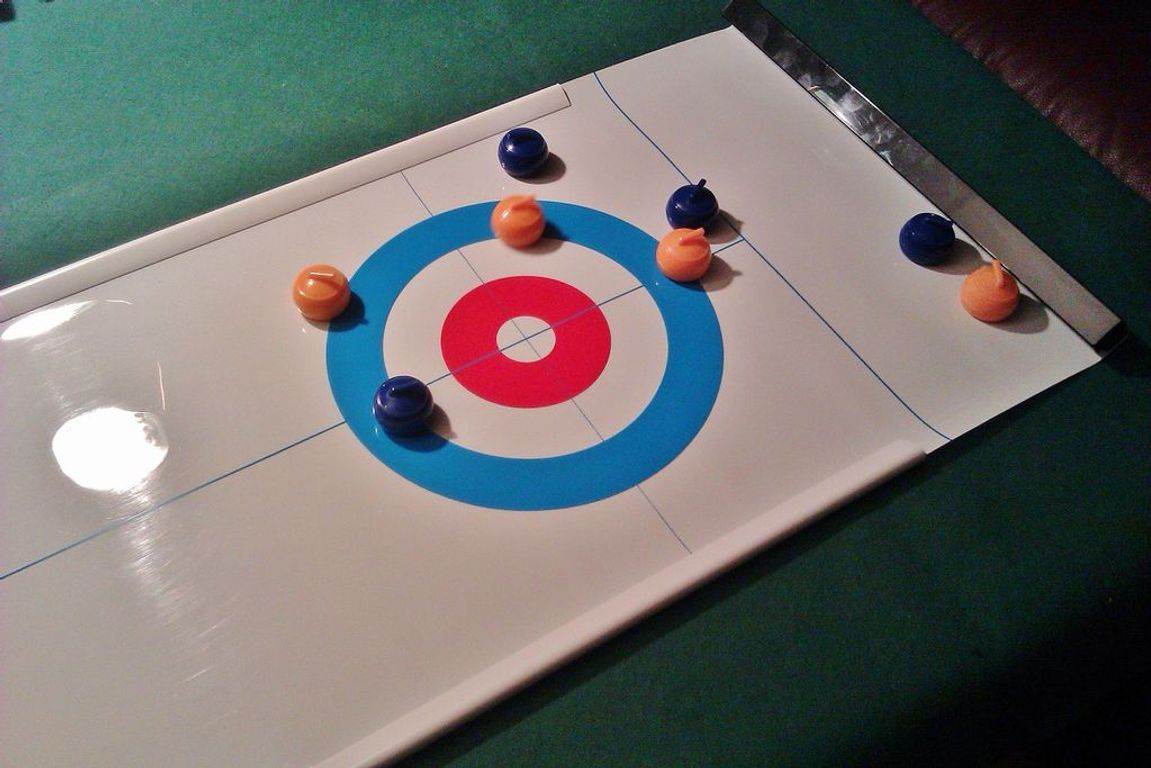Compact Curling components