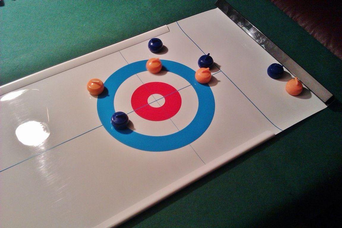 Compact Curling componenti