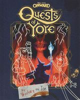 Quests of Yore: Barley's Edition
