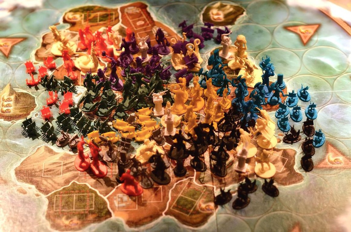 Cyclades miniatures
