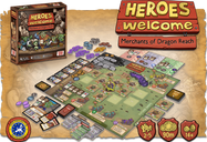 Heroes Welcome components