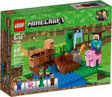 LEGO® Minecraft The Melon Farm