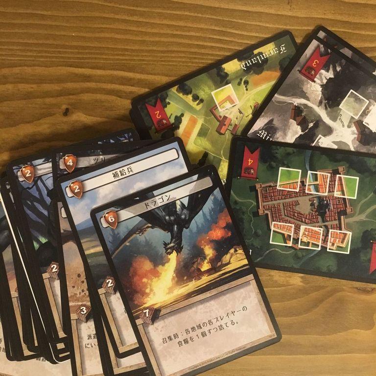 Twelve Heroes cards