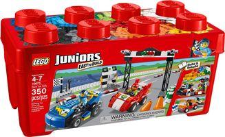 LEGO® Juniors Race Car Rally