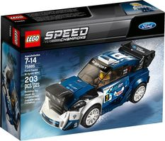 LEGO® Speed Champions Ford Fiesta M-Sport WRC