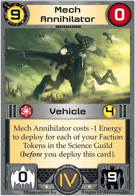 Core Worlds: Galactic Orders cards
